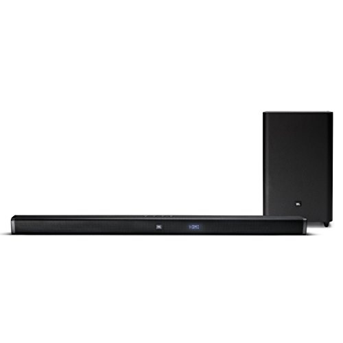 JBL Bar 2.1 - Channel Soundbar with Wireless Subwoofer