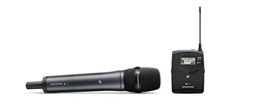 Sennheiser Pro Audio Ew 100 Portable Wireless Microphone System, A1, ew 135P G4-G (ew 135P G4-G)