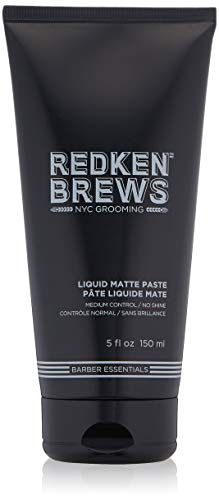Redken Brews Liquid Matte Hair Styling Paste 5.1 oz.