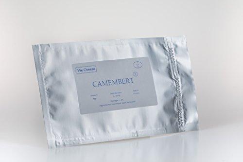 Camembert 10g - Ferment Fromage - Fromage Italien | Ferment Lactique | Les bactéries de fromage | Geler Culture séché
