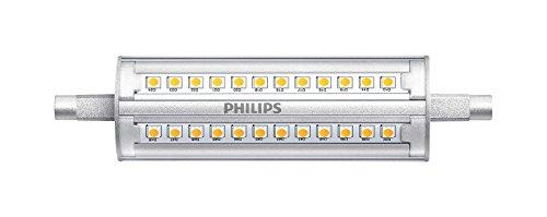 Philips LED-Leuchtmittel CorePro R7S 118mm 14-100W 830 Dim, glas, G13, 14 W, Weiß, 1 Stück