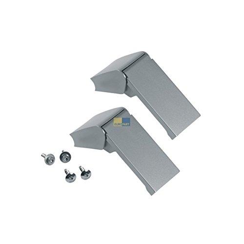 Liebherr 9590190 ORIGINAL Türgriff Hebelgriff Griff Reparaturkit Reparatursatz Kühlschrank Kühlgerät