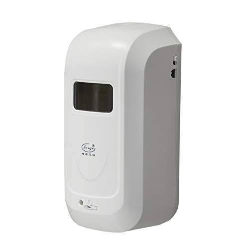 Máquina de desinfección de ozono Dispensador de spray desinfectante con inducción automática para el baño de la escuela de enfermería Máquina de desinfección por inducción F1301 125 × 108 × 258 mm