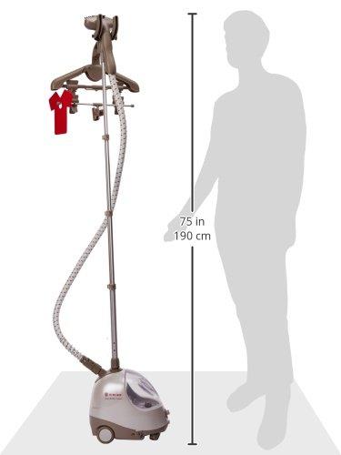 Stiratrice a vapore verticale Singer SWP - Caldaia da 2,5L - Stiro professionale