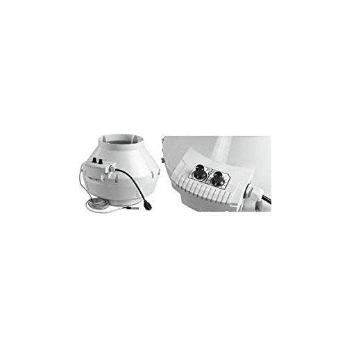 Estrattore Blauberg Max - 20 Cm 930M3/H + Termostato