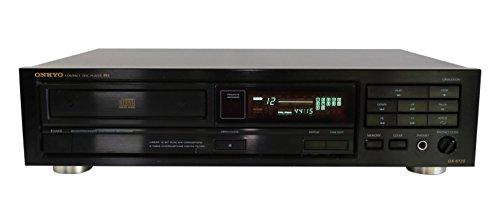 Onkyo DX-6720 CD Spieler in schwarz