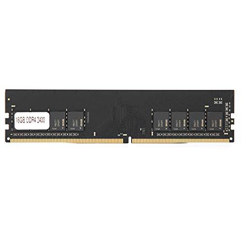 Zunate Módulo de Memoria RAM, DDR4 8GB 2666Mhz PC4-19200 / 16G 2400Mhz PC4-2666V Memory Sticks RAM para computadora de Escritorio, Totalmente Compatible con para Intel/para AMD(16 GB)