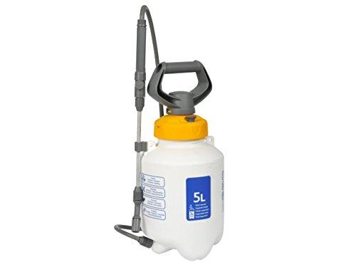 Hozelock 5 Litre Sprayer (Maximum fill* 3 Litre) for the Treatment of Plants using Herbicides, Pesticides, Fungicides or Applying Liquid Fertiliser