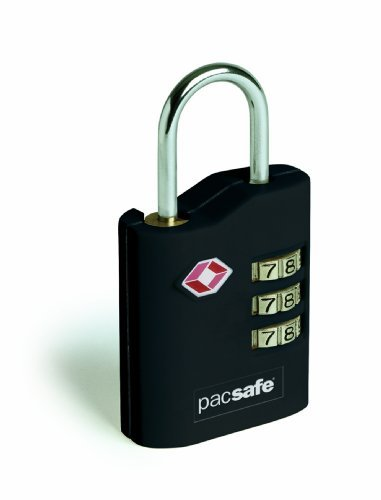 Pacsafe ProSafe 700 TSA Combination Padlock by Pacsafe