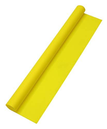 アーテック カラー不織布ロール10m巻 黄 1本入