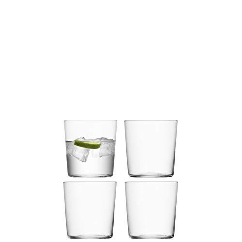 LSA International Gio Bicchiere, 390 milliliters, Vetro