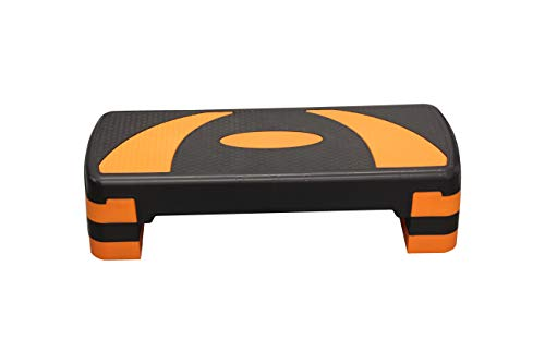 HH Home Hut Aerobic Step Stepper Exercise Cardio Training Gym Board Block Adjustable