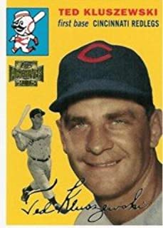 Amazoncom 2002 Topps Archives Baseball Card 26 Ted