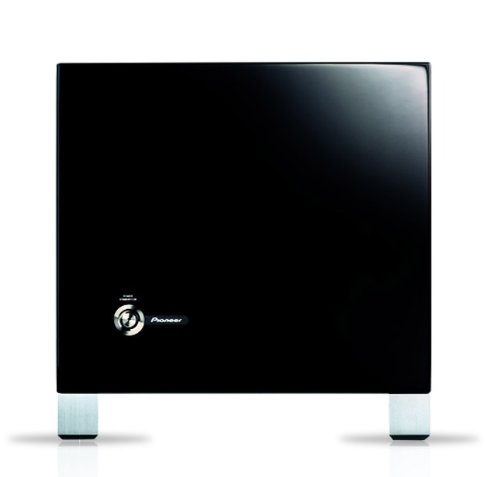 Pioneer S-81W-MK High-End Aktiv Subwoofer (300 Watt) schwarz