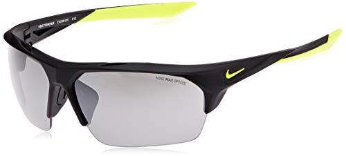 NIKE Terminus EV1030 Gafas de sol, Negro (Matte Black/Grey Silver F), 76.0 para Hombre