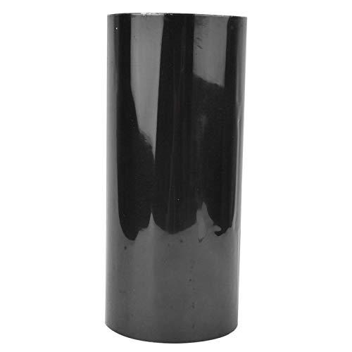 Cinta de 20 cm / 7.9 pulgadas para reparar tuberías suministra la humedad rápidamente para grifo (negro)