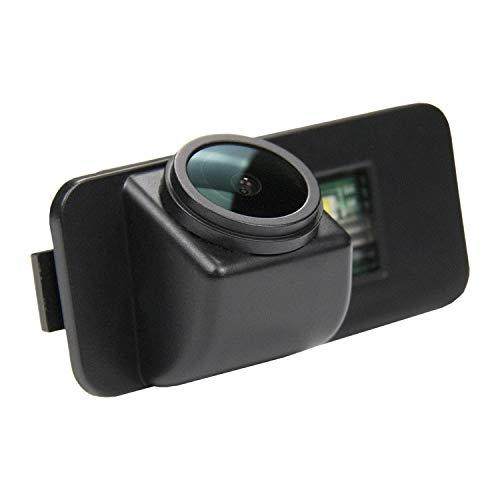 170° HD Kamera 1280x720p Wasserdicht Nachtsicht Kennzeichenleuchte-Rückfahrkamera Distanzlinien Umschaltbar Einparkhilfe für Ford Galaxy MK3 Kuga C520 Mondeo MK4 Fiesta Fiesta Seda/ST Focus MK2