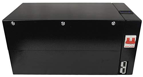 Battery Evo 24V A123 Cells 98Ah 2.6 kwh LFP 8S-5P Battery Box w/BMS