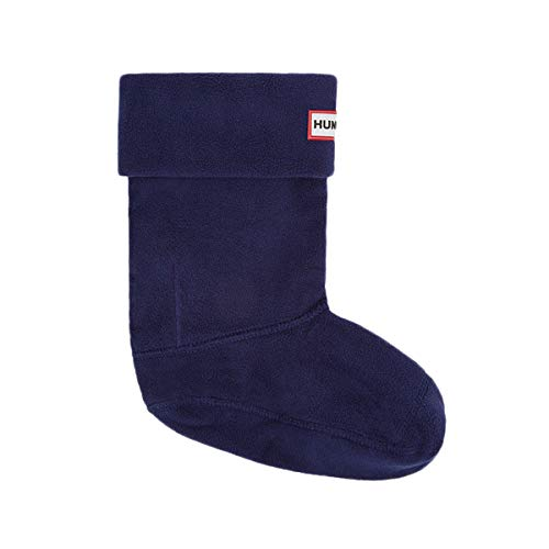 Calcetines Hunter cortos de forro polar Azul azul marino Medium