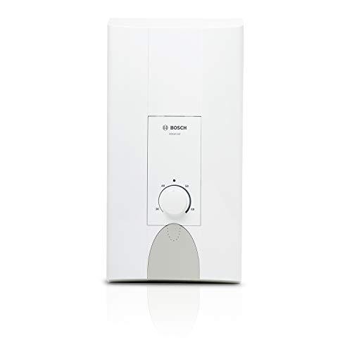 Bosch elektronischer Durchlauferhitzer Tronic Advanced, 18/21 kW, Übertisch, druckfest mit 2-in-1 Leistungsumschaltung und LED-Anzeige, solargeeignet