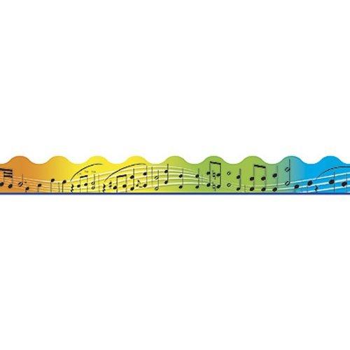 Trend Enterprises Discover Music Terrific Trimmers (T-92059) by Trend Enterprises
