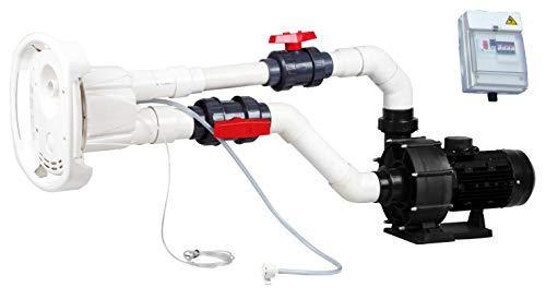 Aquajet Schwimmbecken Gegenstromanlage Jet Swim 70m³/h 3,0HP 230V