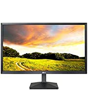 LG 22 inch Full HD PC Monitor with AMD Free Sync - 22MK400H