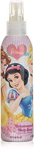 Disney Disney princess body spray 200 ml - eau de toilette parfum körperspray für kinder - geschenk für mädchen - air-val p5236