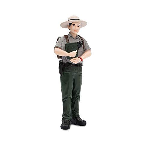 Safari Jim The Park Ranger