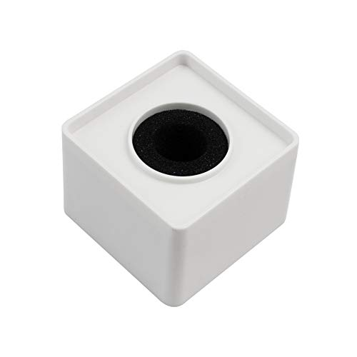 AUEAR, Square White Mic Flag Cube Shaped...