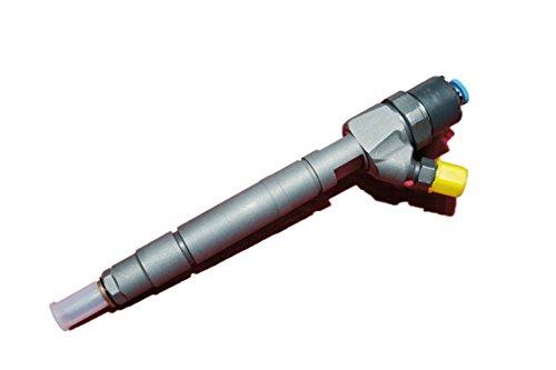 Einspritzdüse BOSCH Injektor für CDI Motor. In diesem Angebot nummer A 6110701787 mit KUPFERRING und Prüfprotokoll.