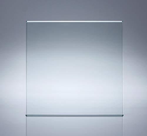nattmann Acrylglas Zuschnitt PLEXIGLAS® Zuschnitt 2-8 mm Platte/Scheibe klar/transparent (2 mm, 1000 x 800 mm)