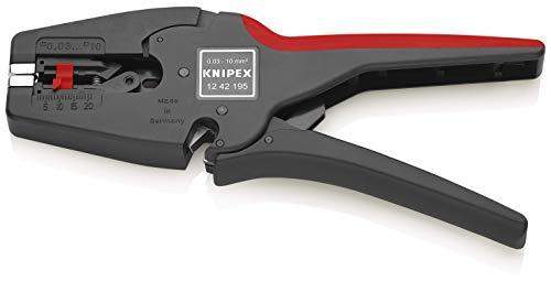 KNIPEX 12 42 195 MultiStrip 10 automatische Abisolierzange 195 mm
