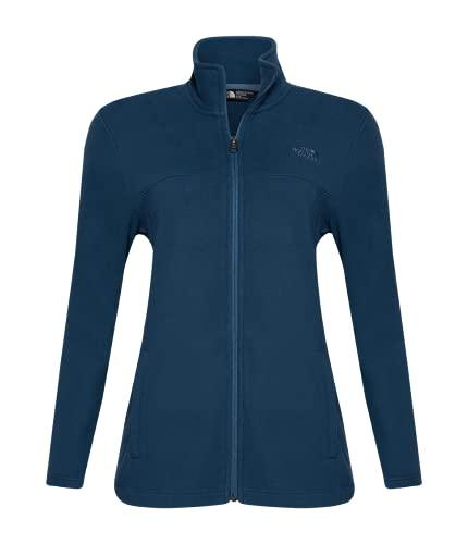 Jaqueta para frio Fleece Tka Glacier Full Zip, THE NORTH FACE, Feminino, Azul, M