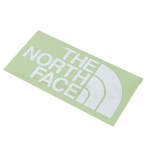 [ザ・ノース・フェイス] ロゴステッカー TNF Cutting Sticker ホワイト 日本 F (FREE サイズ)