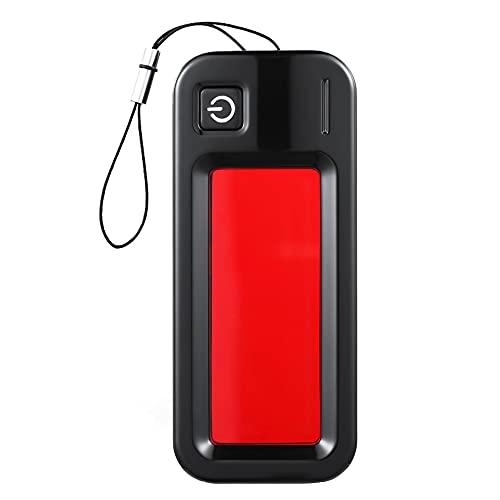 Kuinayouyi Rivelatore Telecamera Nascosto Anti Spy Fotocamera Finder Infrarossi Handheld Lens Detector per Hotel Bagno