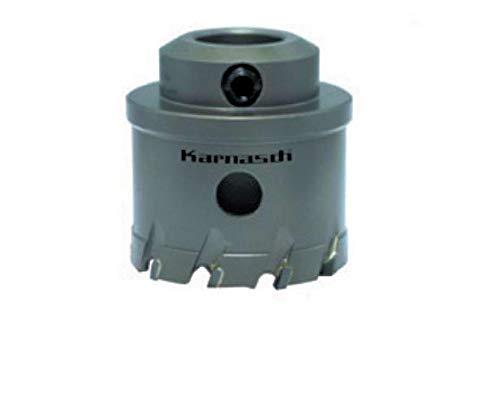 Karnasch KARNASCH Stichsäge mit Hartmetall, 50mm Diámetro, 30mm Longitud de Corte, 3mm Ancho de Corte, 10 Dientes, 1