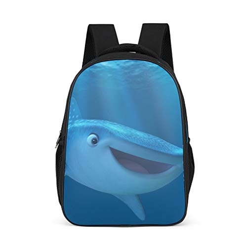 Finding Dory Fashion Children's Backpack School Book Bag Backpack for Children Adults Gift for Boys Girls