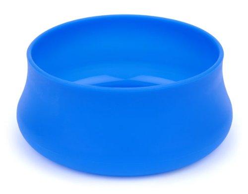Trekmates Schüssel Squishy Bowl - Schüssel 680ml aus Silikon blau, blau, Standard, 60134003