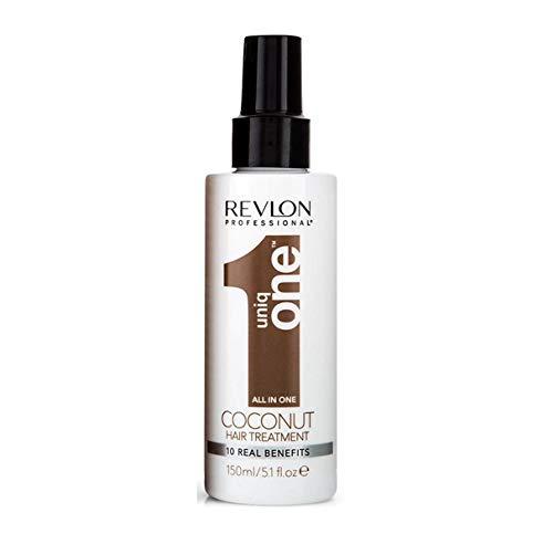 Tratamiento para el cabello Revlon Uniq One, olor a coco