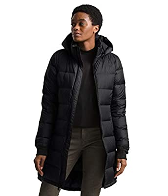The North Face Women's Metropolis Parka III, TNF Black, M
