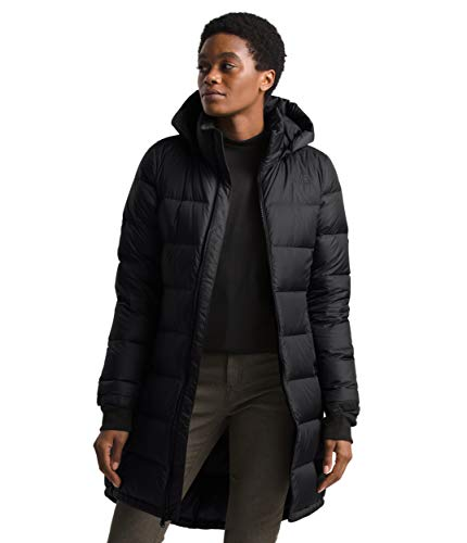 The North Face Women's Metropolis Parka III, TNF Black, S