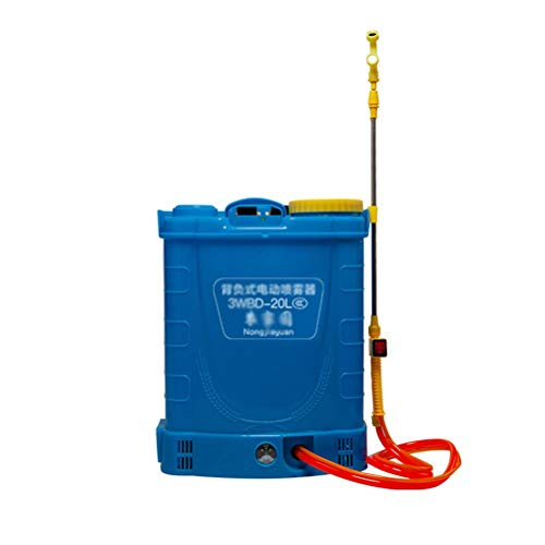 DFEO Electric Sprayer, Backpack Sprayer Disinfection Sprayer Garden Sprayer, Three Switch Control System, For Garden Watering Agriculture Household Disinfection 16L/18L/20L16L
