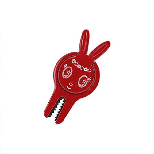 UKtrade Rotación de 360 grados Ajustar teléfono portátil Soporte perezoso Soporte universal plegable para teléfono móvil Soporte de escritorio Soporte de anillo de dedo (rojo)