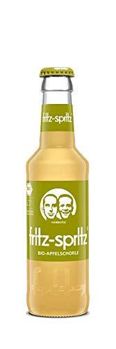 fritz-spritz bio-apfelsaftschorle 12x 0,2 Liter inkl. Pfand