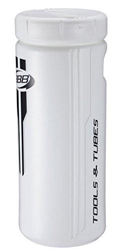 Werkzeugdose für den Flaschenhalter BBB TOOLS-TUBES, Weiß