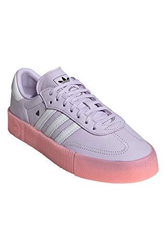 Adidas SAMBAROSE W, Zapatillas Mujer, Tinte Morado