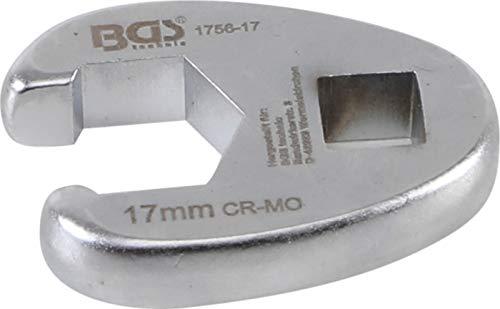 BGS 1756-17 | Clé col de cygne | 10 mm (3/8) | 17 mm