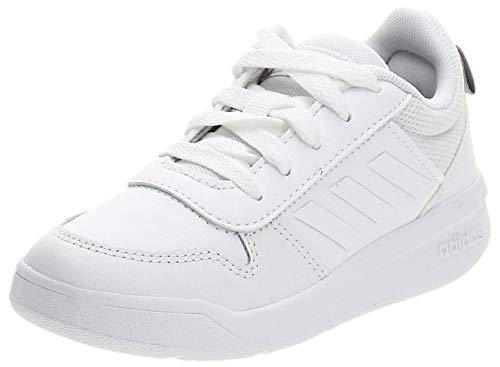adidas Tensaur Laufschuh, FTWWHT/FTWWHT/GRETWO, 40 EU