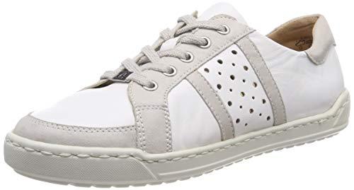 Caprice Inna, Zapatillas Mujer, Blanco (White Comb 197), 38 EU
